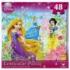 Disney Princess Lenticular 2D Puzzle